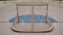 Сетка для хоккейных ворот (хоккей с шайбой) 060550